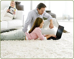 Steam Carpet Cleaning London